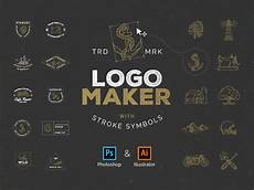 Retro Logo Maker Logo Maker By Victor Barac On Dribbble