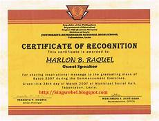 Text For Certificate Of Recognition Tidbits And Bytes Example Of Certificate Of Appreciation