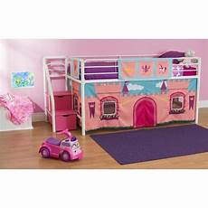 shop dhp junior metal loft bed with storage steps and