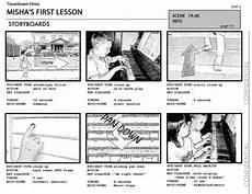 Sample Video Storyboard Storyboards Amp Printing Options Media