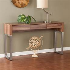 decorating the hallway with console tables design