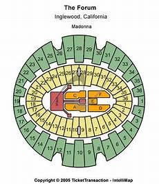 The Forum Inglewood California Seating Chart The Forum Los Angeles Tickets Inglewood California