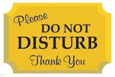 Do Not Disturb Signs Printable Do Not Disturb Please Sign Or Sticker 1 Signs