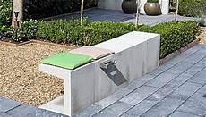 gartenmã bel bia zelf betonnen bank maken zoeken tuin