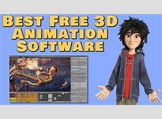 Best Free 3D Animation Software For Beginners   YouTube