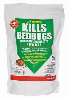 jt eaton bed bug killer powder 64 oz indoor only deet