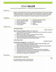 Finance Assistant Cv Best Accounting Assistant Resume Example Livecareer