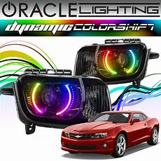 2010 Camaro Lights 2010 2013 Chevrolet Camaro Oracle Dynamic Colorshift