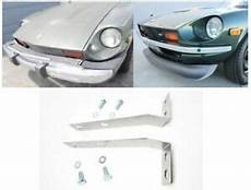 240z Light Conversion Datsun 260z 280z To 240z Front Bumper Conversion Brackets