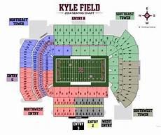 Tamu Football Seating Chart Kyle Field Seating Chart The Eagle Home