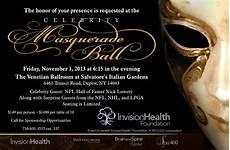 Formal Ball Invitations Formal Ball Invitations