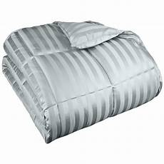 all season alternative wide stripe comforter