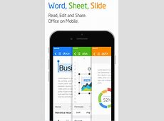 Polaris Office for PDF Word Excel Powerpoint for iPhone