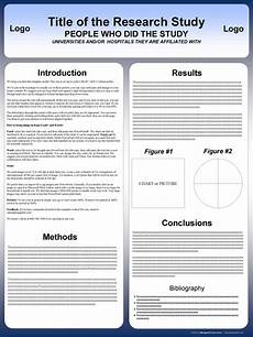 Poster Powerpoint Templates Free Powerpoint Scientific Research Poster Templates For