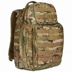 511 Rush 24 Waist Belt Tactical Assault Pack Part 2 Load