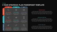 Strategic Planning Powerpoint Template 3 Year Strategic Plan Powerpoint Template Amp Kaynote