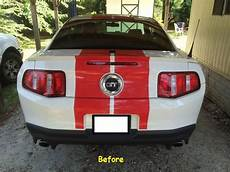 Mustang Light Conversion Kit How To Install A 2013 Factory Light Conversion Kit On