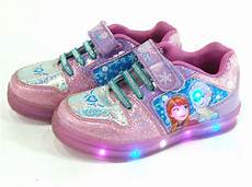 Mens Size 11 Light Up Shoes Kid S Frozen Light Up Shoes Size 11 Property Room