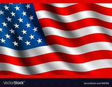 Free Flag Background American Flag Background Royalty Free Vector Image