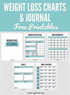 Weight Loss Charts To Print Printable Weight Loss Chart And Journal For Weight Loss