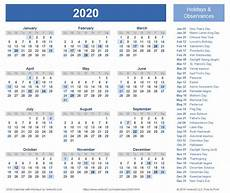2020 Year At A Glance Calendar Best Of Printable Year At A Glance Calendar 2020