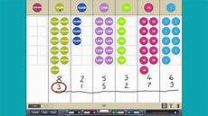 Place Value Chart With Disks Adding Large Numbers With Place Value Disks Youtube