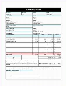 Invoice Template Canada 9 Microsoft Excel Invoice Template Free Download Excel