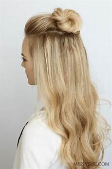 5 summer mini bun hairstyles sue