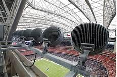 Small Stadium Lights Energy Efficient Led Light Installation Makes History At
