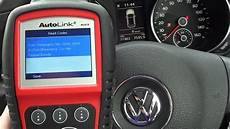 Golf Airbag Light Reset Vw Golf Mk6 Al619 Reset Airbag Warning Light Youtube