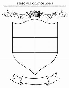 Design A Coat Of Arms Ks2 Ict Years Primary Design Your Shield