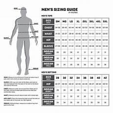 Ll Bean Size Chart Size Chart