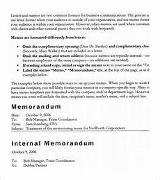 Sample Accounting Memo 6 Accounting Memo Templates Free Word Pdf Documents