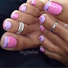 French Tip Toe Designs 20 Adorable Easy Toe Nail Designs 2020 Simple Toenail