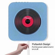 Portable Bluetooth Player Wall Mounted Speaker by Portable Wall Mounted Cd Player Bluetooth Speakers Home