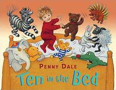 ten in the bed by dale hardcover barnes noble 174
