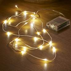 Best Battery Operated Led Lights Micro Led String Lights Battery Operated 2 3m