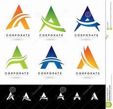 Design A Logo Free Letter A Logo Designs Stock Vector Image 59709407
