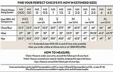 Ll Bean Size Chart Chico S Chart Size For Women Chicos Fashion Clothing