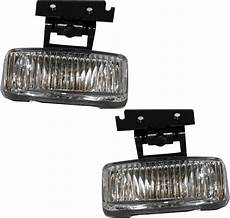 Jeep Light Assembly New Front Driving Fog Light Assembly New Pair Set For 197