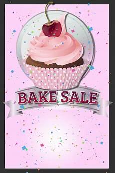 Bake Sale Template Word Bake Sale Template Postermywall