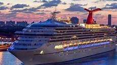 coast guard suspends search for carnival cruise passenger