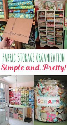 fabric storage organization mine for the