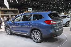 2019 subaru third row the new subaru suv is here 2019 ascent release date set