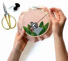 10 embroidery patterns ready for you to and sew