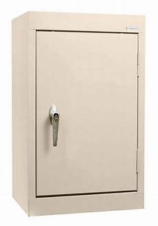 all wall mount solid door storage cabinets by sandusky