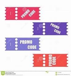 Nash Designs Coupon Code Promo Code Coupon Code Flat Vector Set Of Tickets Design