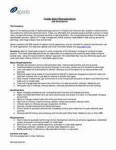 Sales Associate Responsibilities Resume Sales Representative Job Description For Resume