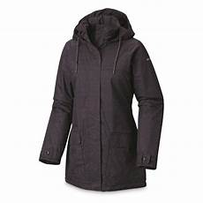 coats with columbia see columbia s lookout crest insulated waterproof jacket
