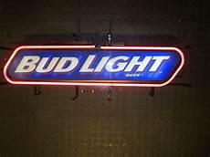 Bud Light Neon Bud Light Neon Bar Sign Pinball Medics
